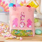 Go to Product: Coats & Clark Bunny Easter Egg Tote in color