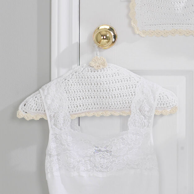 Lily Sugar'n Cream Hanger Cover
