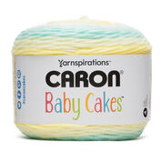Go to Product: Caron Baby Cakes Yarn in color Citrus Delicious