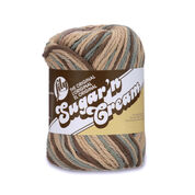 Go to Product: Lily Sugar'n Cream Ombres Yarn in color Earth Ombre
