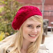 Go to Product: Red Heart Bridgette Beret in color