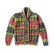 Go to Product: Red Heart Little Scholar Cardigan, 2 yrs in color