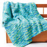 Bernat Supersquish Knit Blanket in color