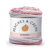 Go to Product: Peaches & Crème Stripey Yarn in color Beach House
