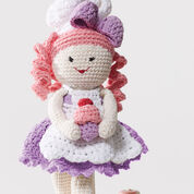 Go to Product: Lily Sugar'n Cream Baker Lily Doll in color