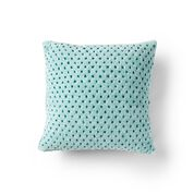 Go to Product: Bernat Pretty Polka-Dot Knit Pillow in color