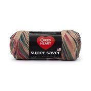 Red Heart Super Saver Yarn, Painted Desert