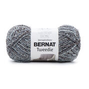 Go to Product: Bernat Tweedie Yarn, Thundercloud in color Thundercloud