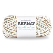 Bernat Handicrafter Cotton Variegates Yarn, Wooded Moss Ombre - Clearance Shades*