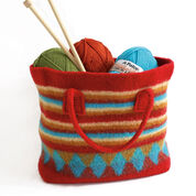 Patons Felted Shopping Bag