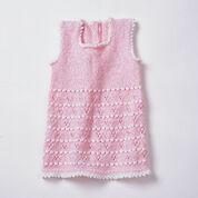 Bernat Party Girl Set, Dress - 6 months