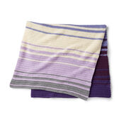 Go to Product: Caron Spectrum Afghan, Violets in color