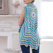 Go to Product: Aunt Lydia's Rippling Vest, S/M in color