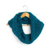 Patons Finger Crochet Cowl