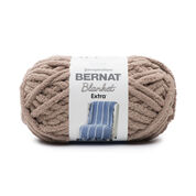 Go to Product: Bernat Blanket Extra Yarn, Mushroom in color Mushroom