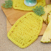 Go to Product: Red Heart Pineapple Scrubby Dishcloth in color