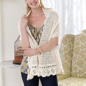 Go to Product: Red Heart On the Town Shawl in color