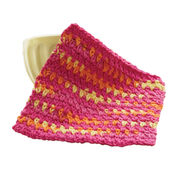 Go to Product: Bernat Striped Dishcloth in color