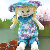 Go to Product: Lily Sugar'n Cream Garden Lily Doll in color