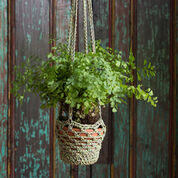 Go to Product: Red Heart Crochet Plant Hanger in color