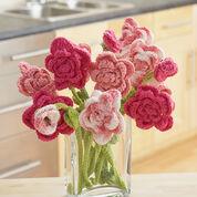 Lily Sugar'n Cream Rose Bouquet