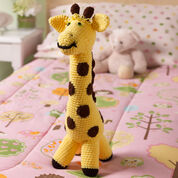 Go to Product: Red Heart Love My Giraffe Toy in color