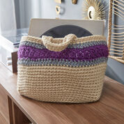 Red Heart Handy Storage Basket