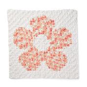 Go to Product: Bernat Flower Power Crochet Blanket in color