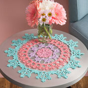Go to Product: Aunt Lydia's Wisteria Doily in color