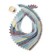 Go to Product: Caron Crochet Bobble Fringe Shawl in color