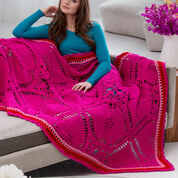 Go to Product: Red Heart Love My Valentine Throw in color