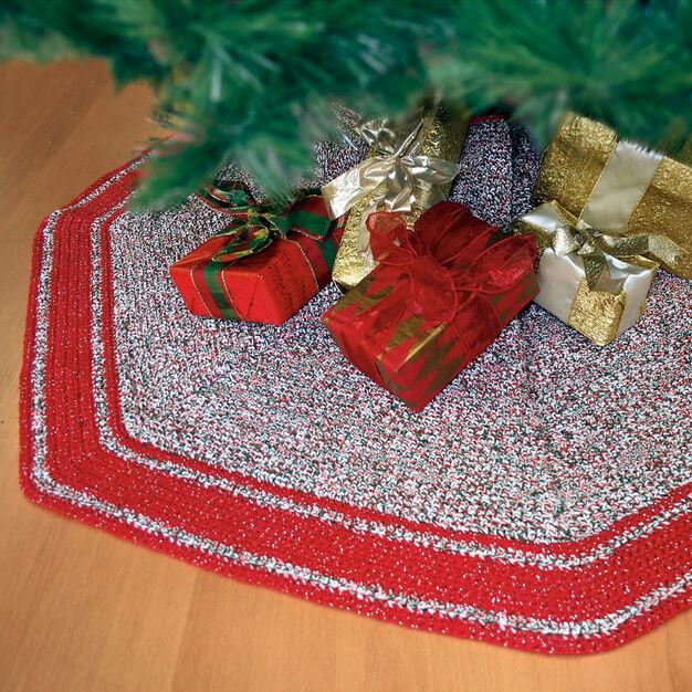 Bernat Crochet Tree Skirt