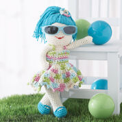 Go to Product: Lily Sugar'n Cream Lily Fun in the Sun Doll in color