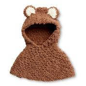 Bernat Bear Cub Poncho, 6-12 mos.
