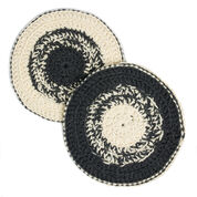 Patons Crochet Marled Chair Pad