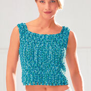 Patons Easy Tank Top, XS
