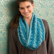 Red Heart One Ball Lace Cowl