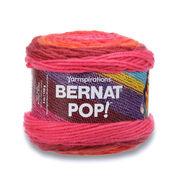 Bernat Pop! Yarn, Scarlet Sizzle