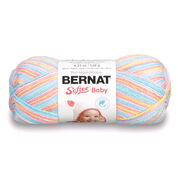 Bernat Softee Baby Variegates Yarn, Candy Baby Ombre - Clearance Shades*