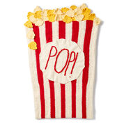 Bernat Pop! Pop! Popcorn Crochet Snuggle Sack, Child