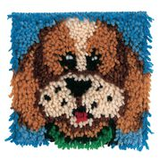 Go to Product: Wonderart Puppy Kit 8 X 8 in color Puppy