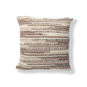 Bernat Textured Crochet Floor Pillow