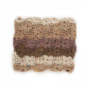 Go to Product: Caron Textured Crochet Cowl in color