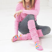 Go to Product: Bernat Leg Warmers, Straight Solids - S in color