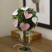 Go to Product: Red Heart Affaire of the Heart Topiary in color