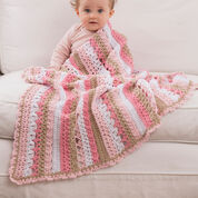 Go to Product: Red Heart Be My Baby Blanket in color