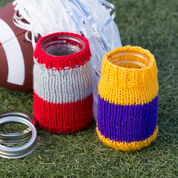 Red Heart Tailgate Cozies