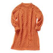 Patons Honeycomb Aran Dress, XS/S