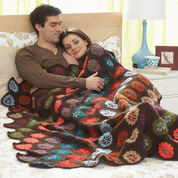 Go to Product: Patons Valentines Throw in color