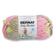 Bernat Baby Blanket Yarn (100g/3.5 oz), Little Girl Dove - Clearance Shades*